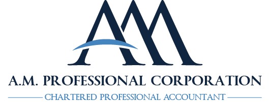 A.M. Professional Corporation I Chartered Professional Accountant