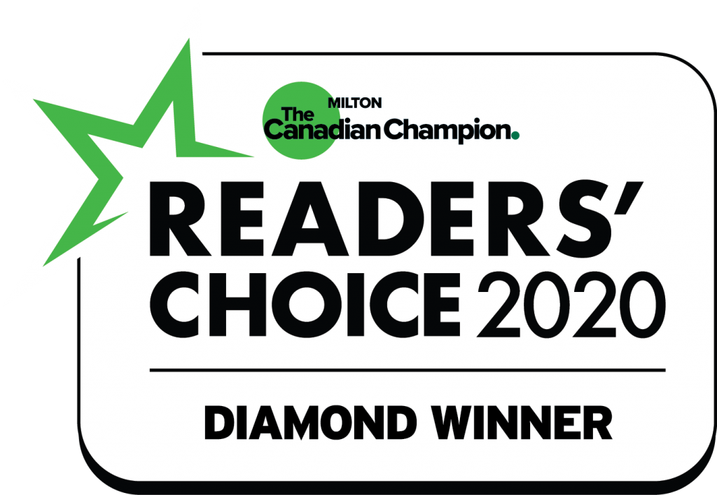 TOP ACCOUNTING FIRM (Winner of 2020 Milton Champion Readers' Choice Award)